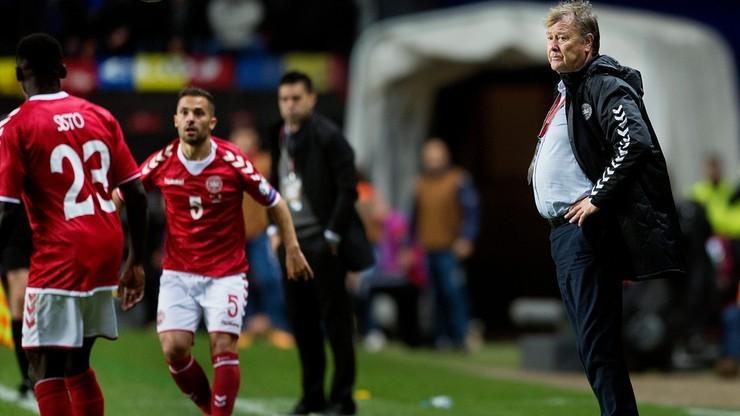 Trener Danii spokojnie przyjął fakt o przeniesieniu Euro, mimo że... nie poprowadzi zespołu