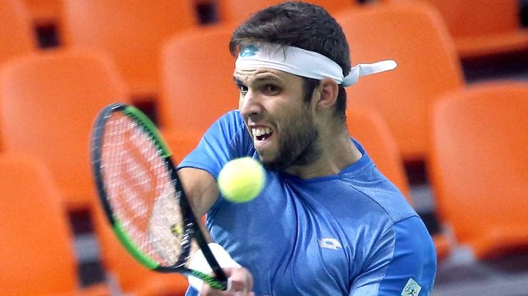 ATP w Pune: Pierwszy od pięciu lat triumf Veselego