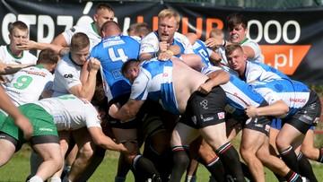 76:7! Efektowne zwycięstwo łodzian na inaugurację Ekstraligi rugby