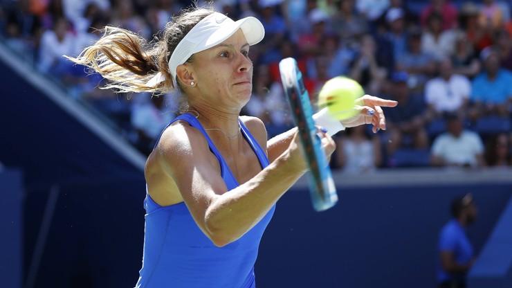 WTA w Tiencinie: Linette przegrała ćwierćfinał po długiej walce