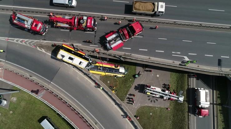Tragiczny wypadek w Warszawie. Obrońca kierowcy apeluje