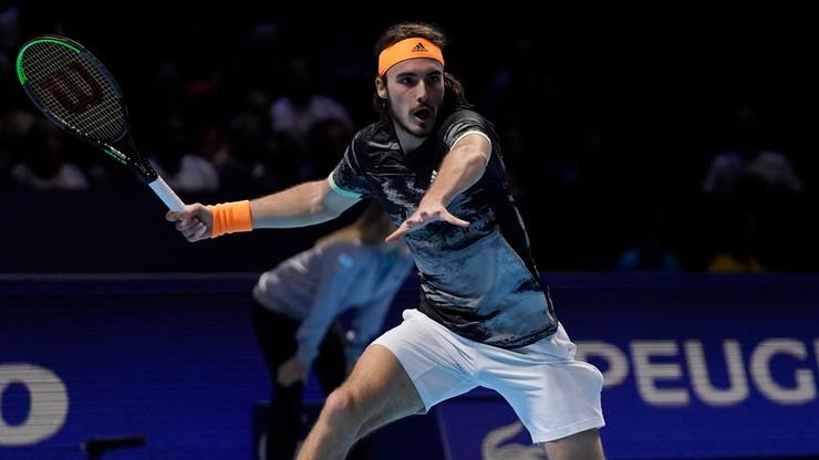 ATP Finals: Tsitsipas - Thiem. Relacja i wynik na żywo