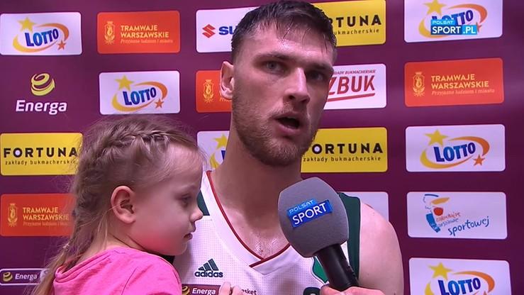 Michalak: Zwycięstwo sprawiło, że mój występ jest dużo bardziej wartościowy