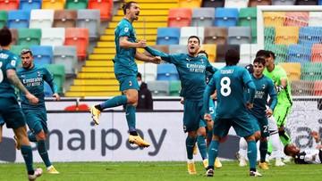 Gol przewrotką Zlatana na wagę trzech punktów dla Milanu