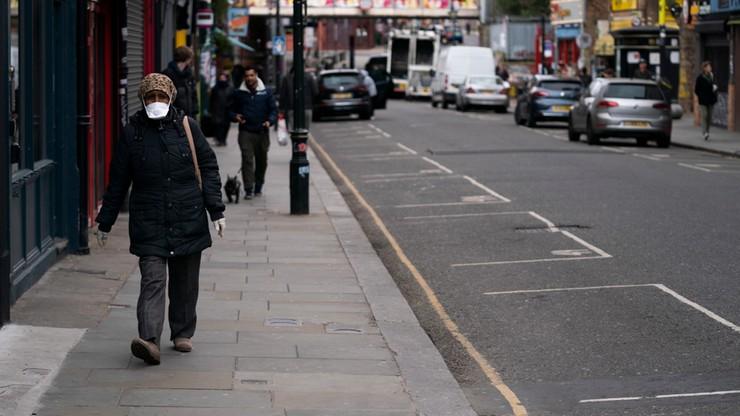 209 ofiar koronawirusa w Wielkiej Brytanii w ciągu doby. Johnson: będzie jeszcze gorzej