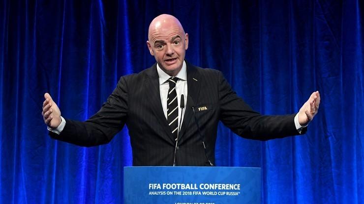 Szefowie FIFA i UEFA przyjadą na obchody 100-lecia PZPN