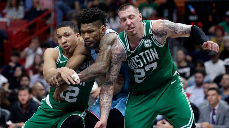 NBA: Celtics lepsi od Clippers po dwóch dogrywkach