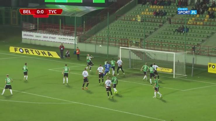 GKS Bełchatów - GKS Tychy 1:4. Skrót meczu