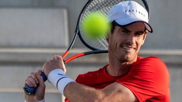 Murray zagra w turnieju charytatywnym
