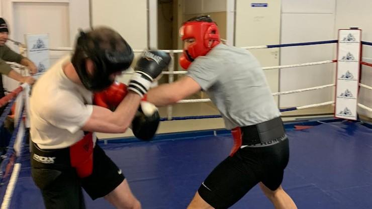 MB Boxing Night 6: W jakiej formie są pięściarze? Przegląd sal treningowych (WIDEO)