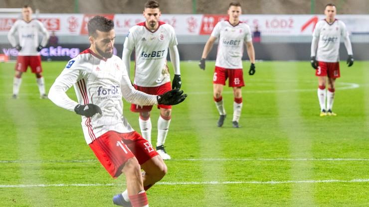 Totolotek Puchar Polski: GKS Tychy - ŁKS Łódź. Relacja na żywo