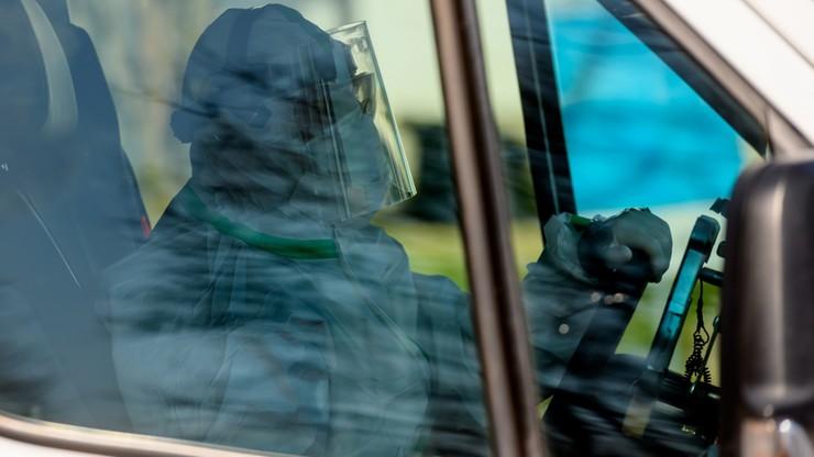 5 pracowników bydgoskiego szpitala zakażonych koronawirusem. Wstrzymano przyjęcia do kliniki