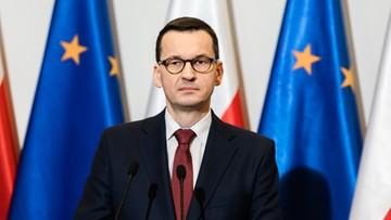 """Premier Mateusz Morawiecki w """"Gościu Wydarzeń"""" [ZOBACZ CAŁY WYWIAD]"""