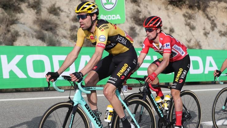 Vuelta a Espana: Wycofał się Tom Dumoulin