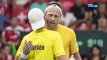Robert Lindstedt o Kubocie, wspólnym triumfie w Australian Open i... Afryce