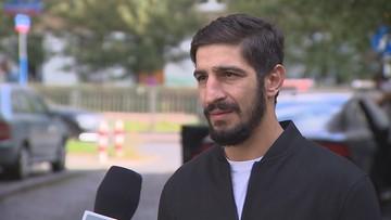 Pomógł zaatakowanemu 20-latkowi. Okazał się być byłym zapaśnikiem z Gruzji