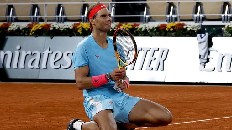 French Open: Rafa Nadal znowu najlepszy! 3:0 w finale z Novakiem Djokoviciem