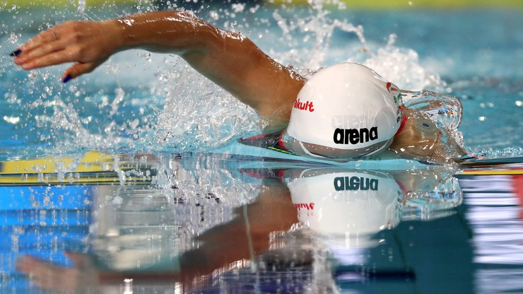 ME w pływaniu: Złoty medal kobiecej sztafety 4x50 m stylem zmiennym