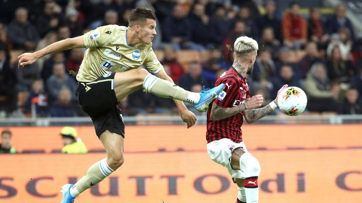 Nowy włoski kierunek Recy. Reprezentant Polski zostanie w Serie A