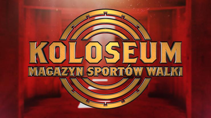 Koloseum: Podsumowanie KSW 55 i debiut Gamrota w UFC. Transmisja w Polsacie Sport Extra i na Polsatsport.pl