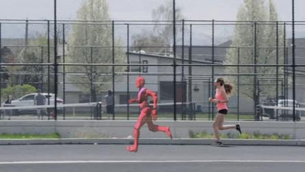 Ghost Pacer, czyli przed Wami wirtualny kompan do biegania w AR [FILM]