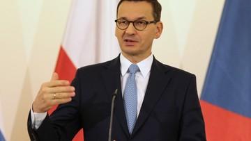 """""""Budżet UE musi być sprawiedliwy"""" - Morawiecki na szczycie Grupy Przyjaciół Spójności"""