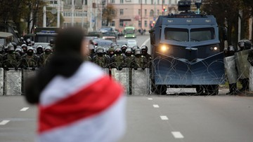 Strajk generalny na Białorusi. Upłynął termin ultimatum Cichanouskiej