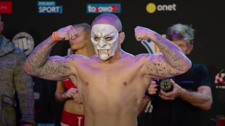"""Genesis: """"Psychopata"""" nad Wisłą. Jak Vaso Bakocevic radził sobie w polskich organizacjach MMA?"""