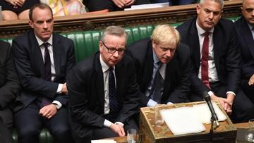 Johnson poprosił o ponowne opóźnienie brexitu. Jednak wysłał też drugi list