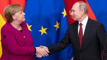 Putin: Rosja zdoła samodzielnie ukończyć gazociąg Nord Stream 2