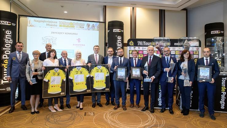 Najpiękniejsze Miasta 76. Tour de Pologne UCI World Tour