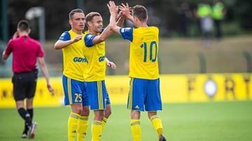 Fortuna 1 Liga: Arka Gdynia – Miedź Legnica. Transmisja w Polsacie Sport