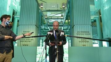 Sędzia Zaradkiewicz zrezygnował. Jest nowy p.o. I prezesa SN
