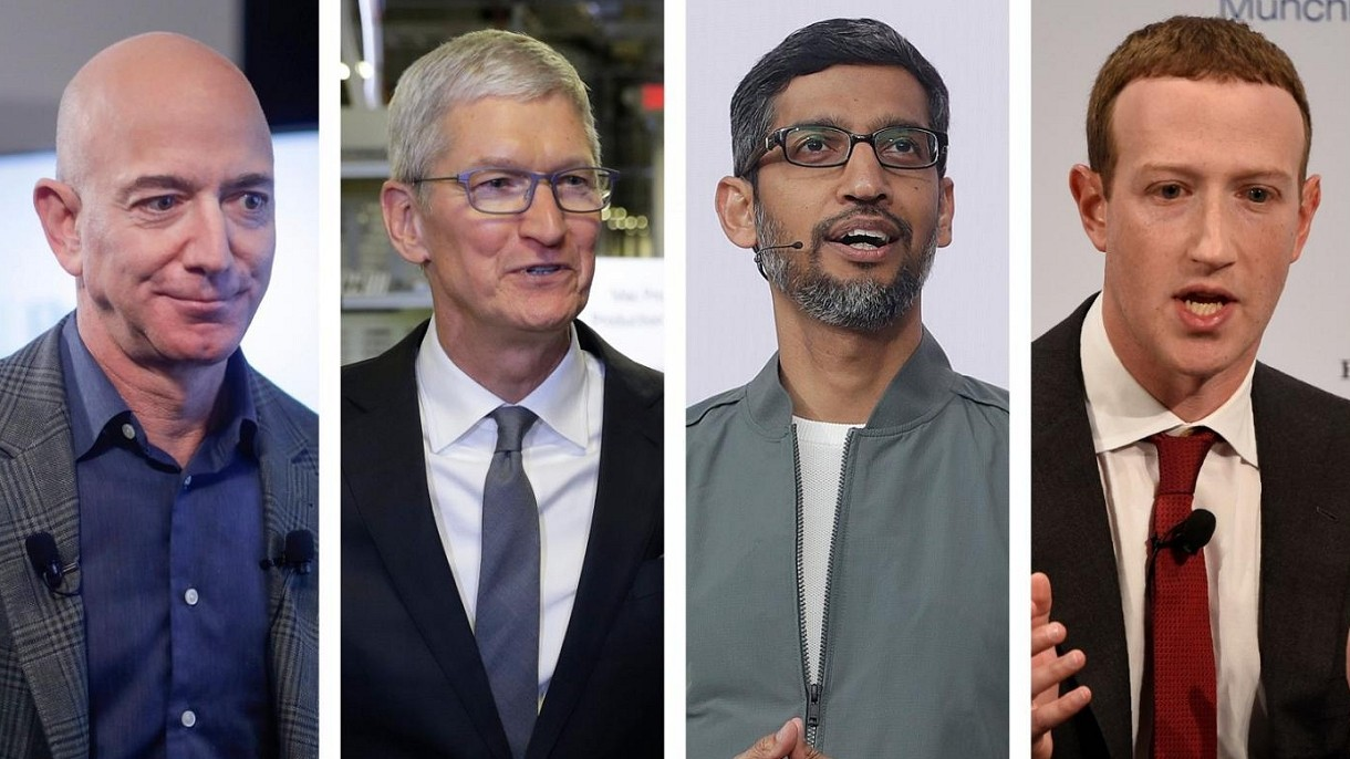 Po przesłuchaniu szefów Apple, Google, Amazona i Facebooka. Skandal goni skandal?