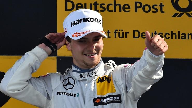 Siostrzeniec Bergera podpisał kontrakt z BMW w serii DTM