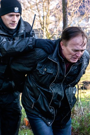 """""""Policjantki i Policjanci"""" - odcinek 638: Tajemnicze eksplozje"""