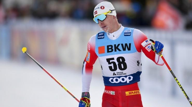 PŚ w biegach: wygrana Kruegera, 41. lokata Burego w Davos
