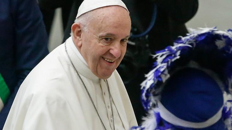 Papież do Polaków: można przezwyciężyć gniew i ocalić przyjaźń