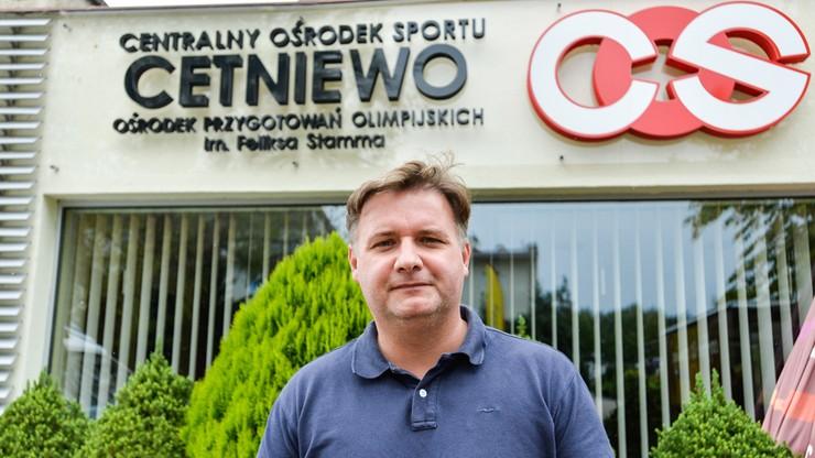 Inwestycje w ośrodku COS Cetniewo