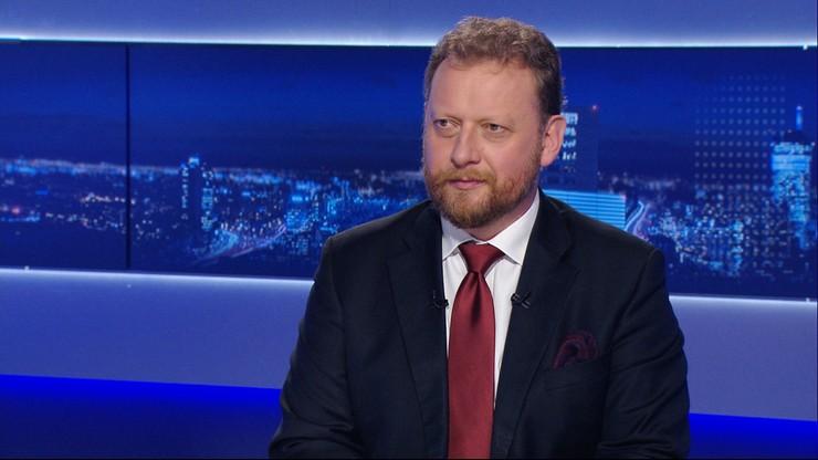 Szumowski: wiece wyborcze niewiele różnią się od koncertów. Powinny być do 150 osób