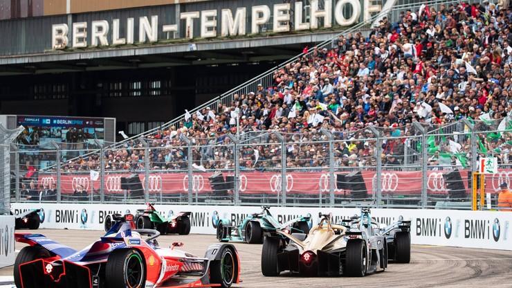 Sezon Formuły E zakończy się w Berlinie. Sześć wyścigów w dziewięć dni