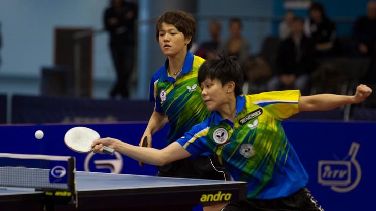 Tenis stołowy: Azjatki w półfinałach Pucharu Świata