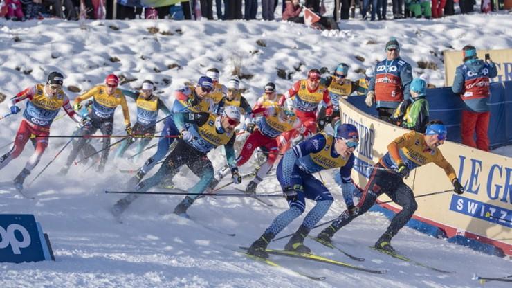 Tour de Ski: Polscy biegacze odpadli w eliminacjach sprintu