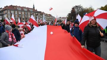 """Parada Niepodległości Gdańsk 2019. """"Dzięki nam nasza Polska może być wymarzonym miejscem"""""""
