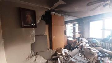 Wybuch w mieszkaniu w Białymstoku. Nie żyje 68-latek