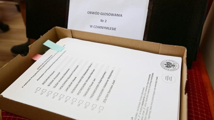 Rozpoczęło się głosowanie w wyborach prezydenckich