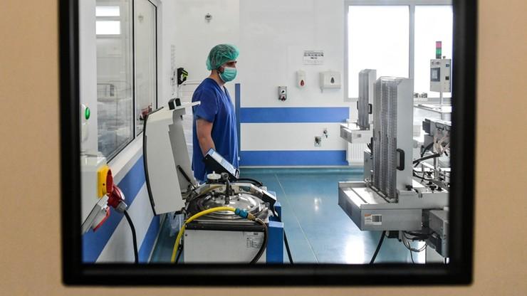 Nowy przypadek koronawirusa. Pacjent trafił do szpitala w Krakowie