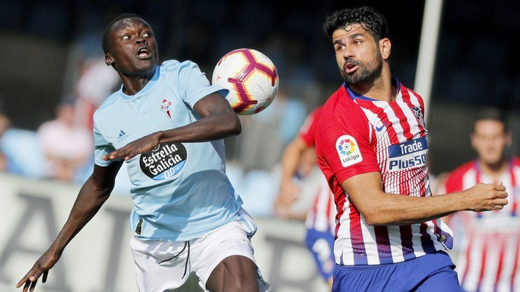 Celta Vigo ukarała piłkarza wysoką grzywną