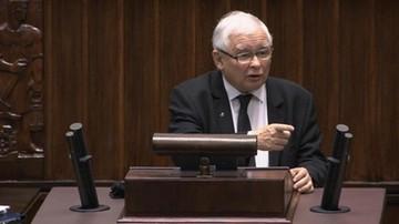 Kaczyński podżegał do przemocy? Lewica zawiadamia prokuraturę