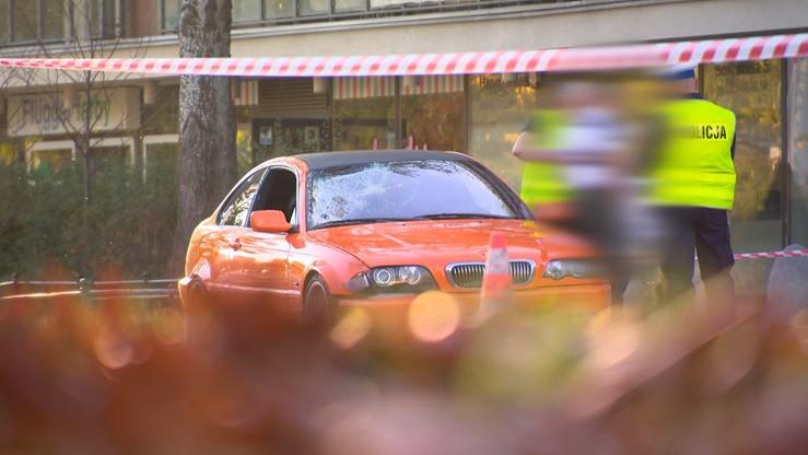 Wypadek na Bielanach. Bez aresztu dla kierowcy bmw